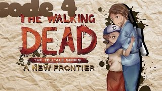 Cry Plays: The Walking Dead [S3] [Ep4] [Full]
