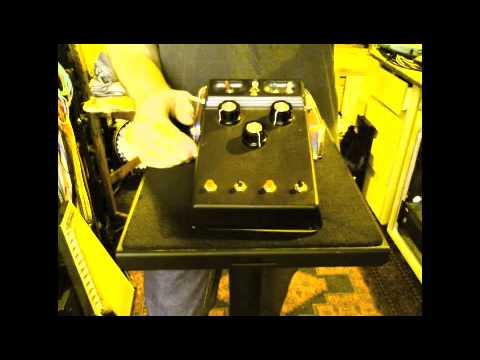 Circuit Bent Black Box of Death DIY Noise Toy