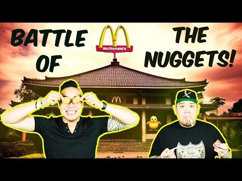 McDonalds Challenge | 100 NUGGETS & 2 LARGE FRIES!