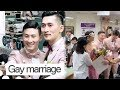 Gay Couple Getting Married After Taiwan Legalises Same Sex Marriage