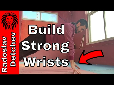 How to Strengthen Wrists for Handstands - 8 Wrist Stretches & Exercises for Handstands