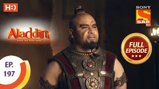 Aladdin Ep 197 Full Episode 17th May, 2019