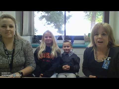 Morning Announcements 11/6