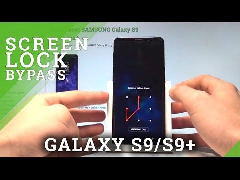 Hard Reset SAMSUNG Galaxy S9 - Bypass Screen Lock / Factory Reset