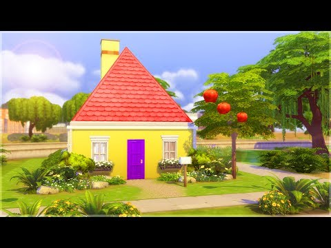 The Sims 4: Speed Build || Blue's Clue's  (Creative Build)