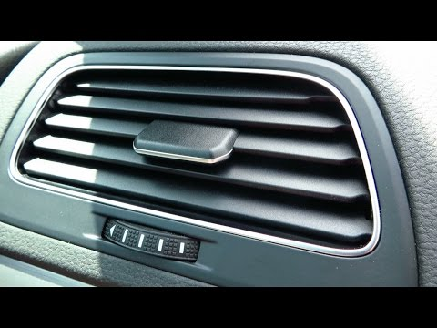 How to clean your car's air vents