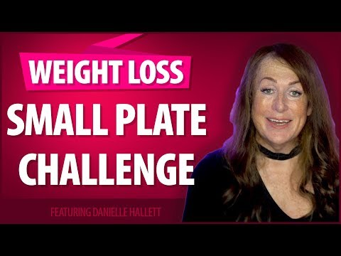 Small plate diet challenge