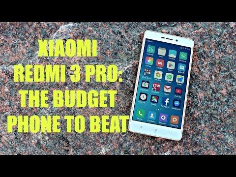 Xiaomi Redmi 3 Pro  - The Budget Smartphone To Beat (2016)