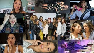 VLOG | M.P.W. - Dallas Meet Up! Meet the Col-Lab CREW! Jon Pardi concert! So much happiness!