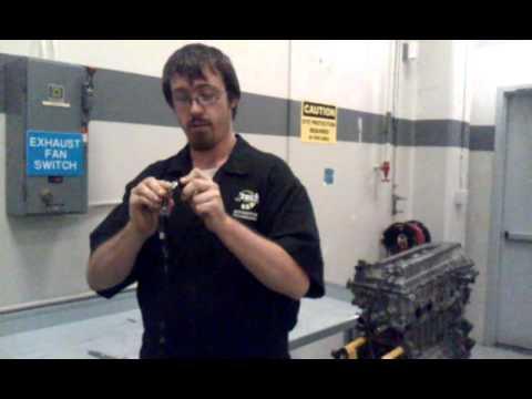 Spark Plug Gap Test