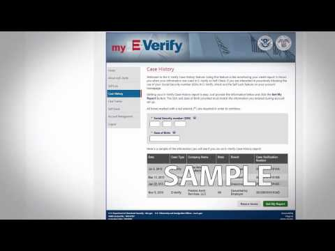 myE-Verify Works for You