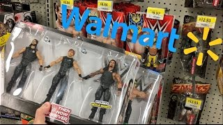 STEALING NEW WWE 3PKS FROM WALMART! WWE ELITE 2PKS AT TARGET! INSANE WWE TOY SHOPPING!