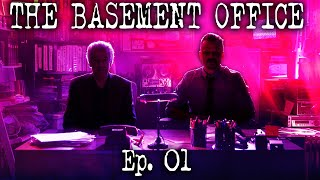 Ep. 1   The Basement Office   Nick Pope on UFO sightings, the Navy and Pentagon   New York Post