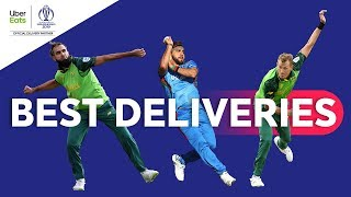 UberEats Best Deliveries of the Day | South Africa v Afghanistan | ICC Cricket World Cup 2019