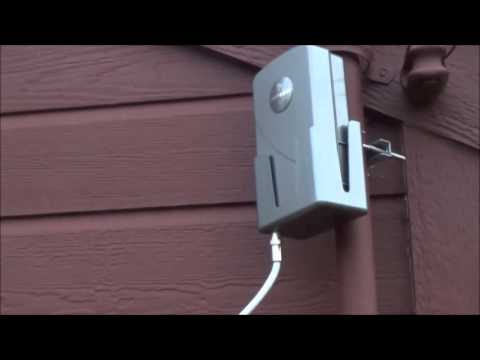 Homestead Helper: Cell Phone Wilson SignalBoost DT (Home Signal Booster)