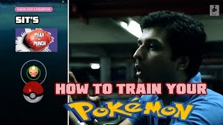 SIT | Boys Will Be Boys | PKP - How To Train Your Pokemon | S1E5