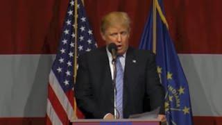 Trump Goes Off-Script & It Is Bad. It Is Very, Very Bad.