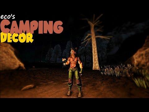 eco's Camping Decor | Hand Lantern Final Testing