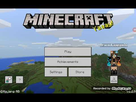 How to drop things in minecraft Pe (1.2.9)