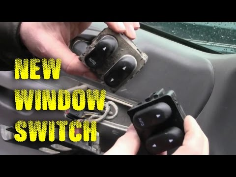 Changing a window switch - F150 (1999)