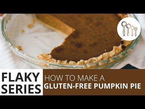 How to Make Gluten Free Pumpkin Pie