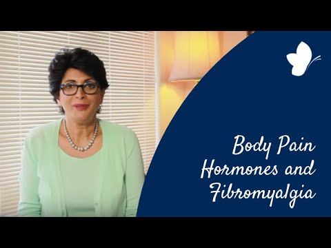 Body Pain Hormones and Fibromyalgia