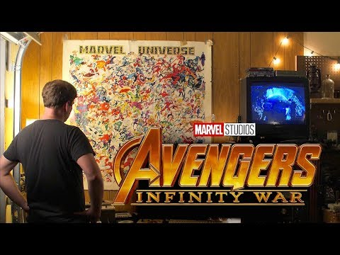 AVENGERS INFINITY WAR: How It's Changed Cinema Forever