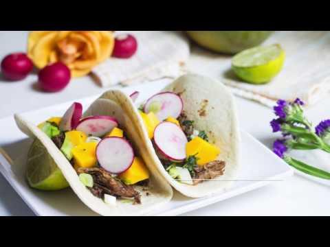 Slow Cooker Duck Tacos