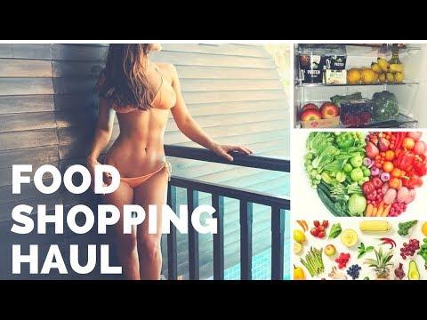 FOOD SHOPPING HAUL : weekly shop