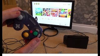 How To Sync Up Gamecube Controllers On The Nintendo Switch