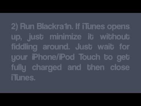 How to get rid of emergency call and connect to itunes screen iphone 2G
