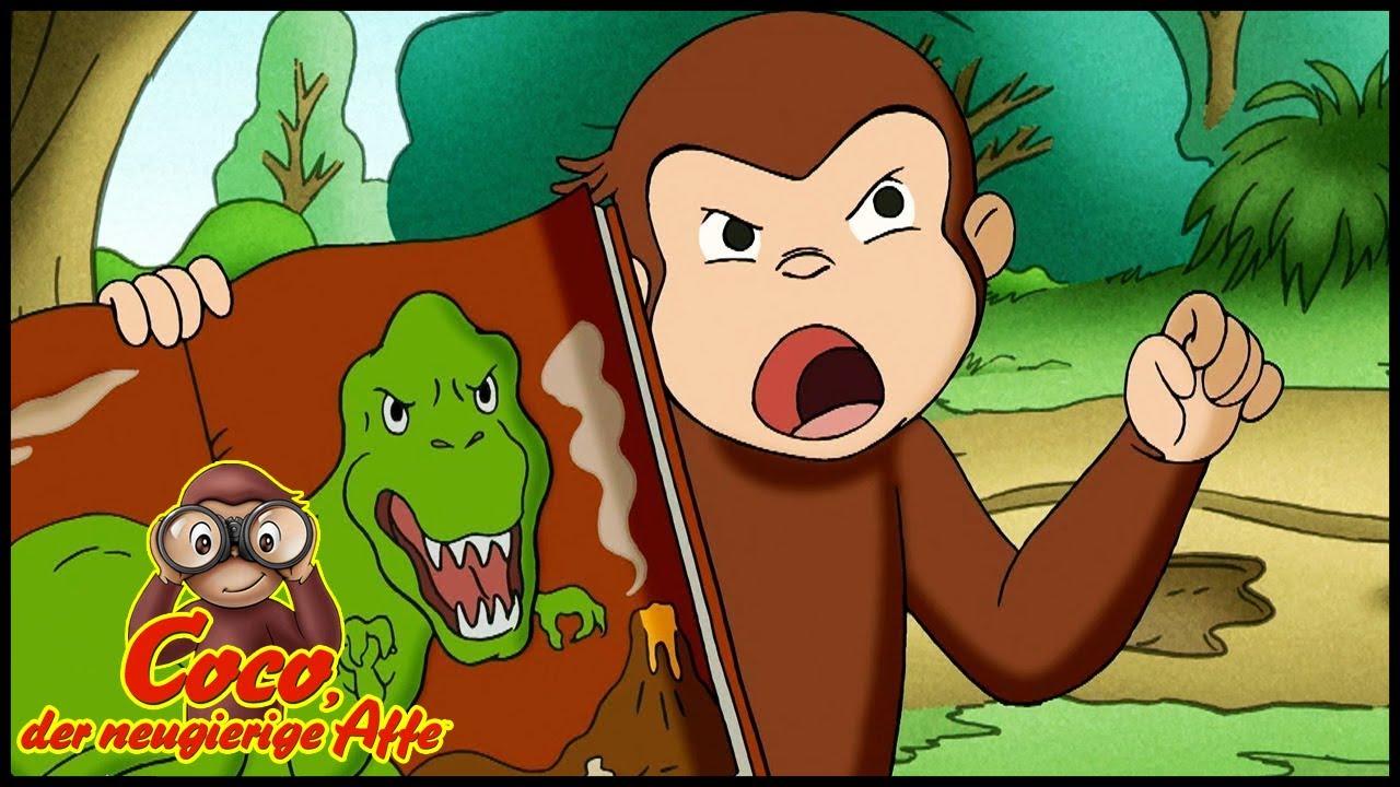 Coco der Neugierige Affe 🐵 Gefangen im Keller 🐵 Cartoons für Kinder🐵 Coco der Affe Ganze Folgen