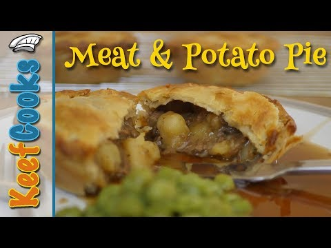Meat and Potato Pie | Hollands Meat Pie Review