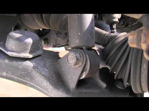 Toyota Tacoma Front Suspension Strut Squeak