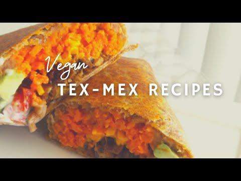 4 Easy Vegan Food Recipes| Gluten free | Korenn Rachelle