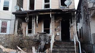 Early morning fire in Elizabeth claims life of 90-year-old man
