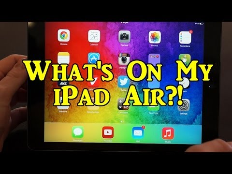 What's On My iPad Air + GTA: San Andreas For iOS/Android Devices