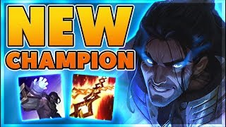 *NEW CHAMPION* SYLAS IS MY NEW FAVORITE CHAMP (6 ULTIMATES IN ONE) - BunnyFuFuu