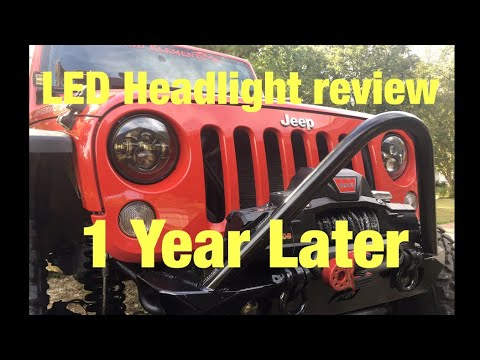 Sunpie LED Headlight review: 1 Year Later