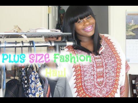 Plus Size Fashion Haul 2016