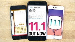 iOS 11.1 Released! Everything You Need To Know!