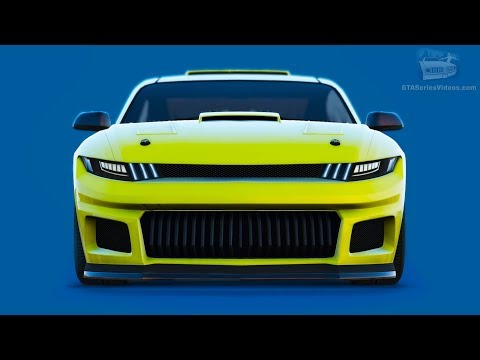 GTA Online: SA Super Sport Series - Vapid Dominator GTX