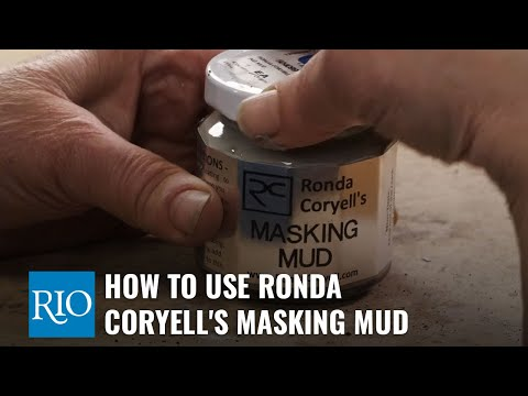 How To Use Ronda Coryell's Masking Mud