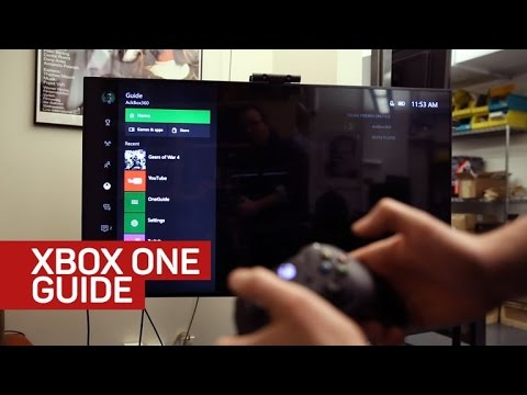 Xbox One changes up the Home button