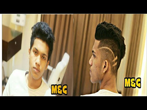FADE HAIRCUT WITH TATTOO,,