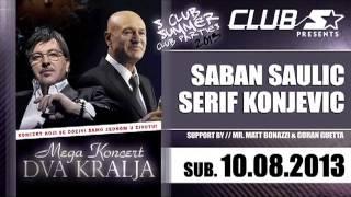 Saban Saulic - (LIVE) - (Club S) - 5/8