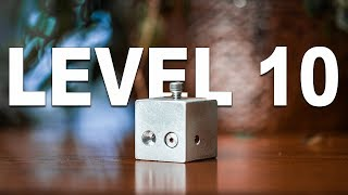 Solving The LEVEL 10 Packman Cube Puzzle!!