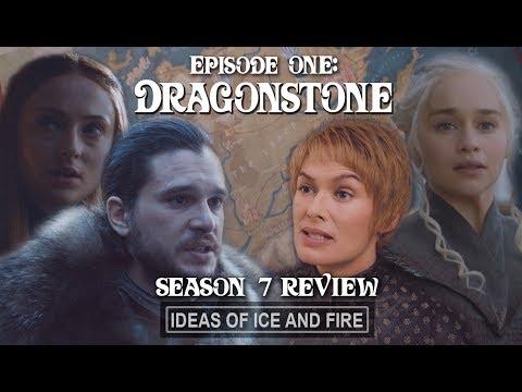 Game of Thrones Season 7 EP1 (Dragonstone) Review, Recap & Predictions
