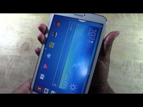 Galaxy Tab 3 8.0 - How to Take a Screenshot​​​ | H2TechVideos​​​