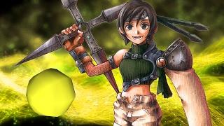 Final Fantasy VII - All 16 Command Abilities (Master Command Materia)